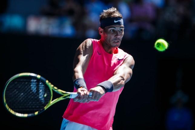 Rafael Nadal Puts Grand Slam Chase With Roger Federer