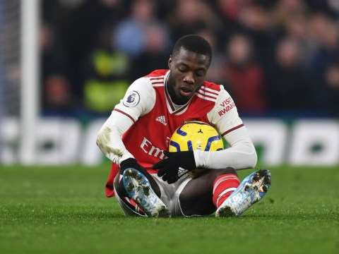 Mikel Arteta has told Nicolas Pepe the area of his game he needs to improve