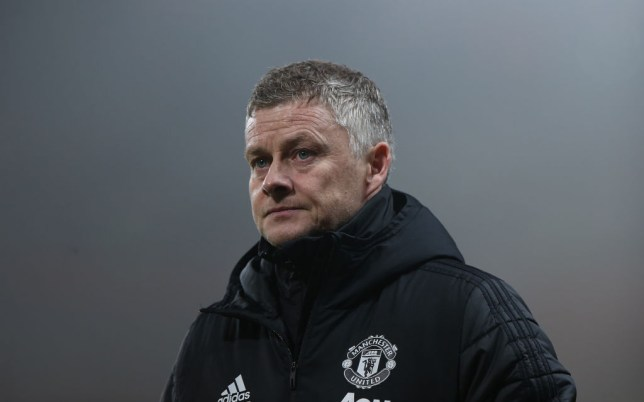 Ole Gunnar Solskjaer is fighting to save his job at Manchester United