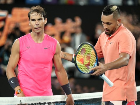Rafael Nadal sends message to Nick Kyrgios after Australian Open thriller