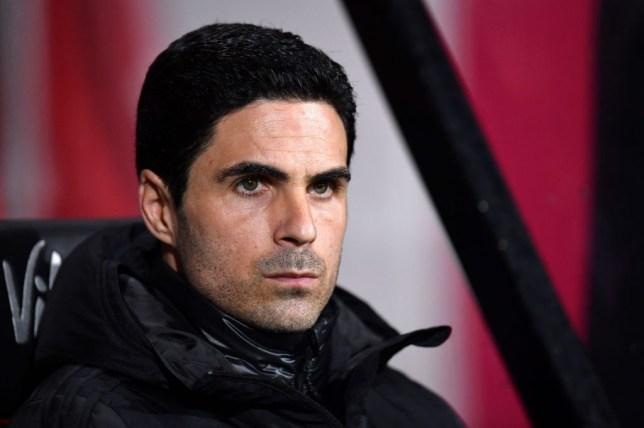 Mikel Arteta has made two signings for Arsenal during the January transfer window