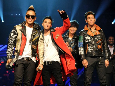 BIGBANG's comeback confirmed as four-piece joins Coachella line-up after two-year hiatus