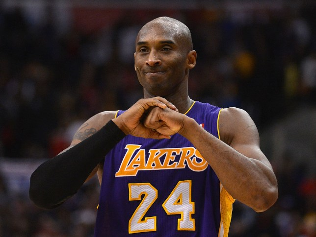 The LA Lakers have posted their first tribute to Kobe Bryant