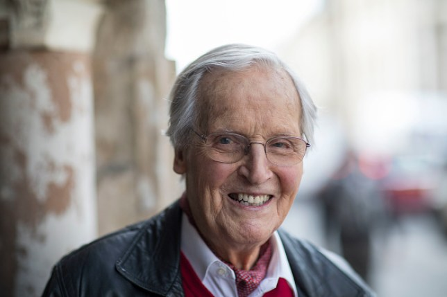 Nicholas Parsons dies aged 96