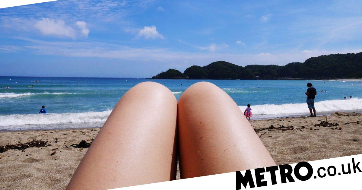 Sorry but your holiday hot dog legs are the worst, says survey