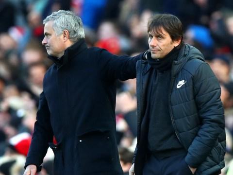 Jose Mourinho takes swipe at Antonio Conte over Christian Eriksen transfer