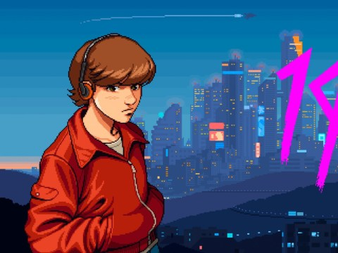 198X Nintendo Switch review – pixel arcade overdrive