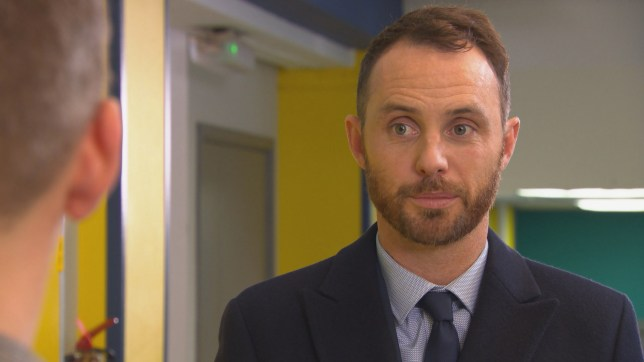 James Nightingale in Hollyoaks
