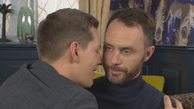 Hollyoaks spoilers: James Nightingale sleeps with John Paul McQueen