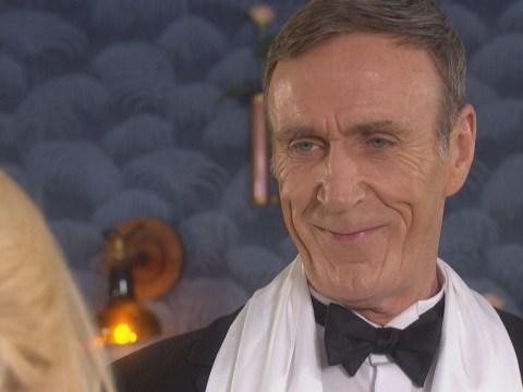 Hollyoaks spoilers: Edward Hutchinson plays dirty to seduce Diane