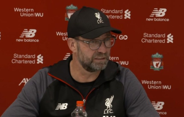 Jurgen Klopp was full of praise for Jordan Henderson after Liverpool's win over Sheffield United