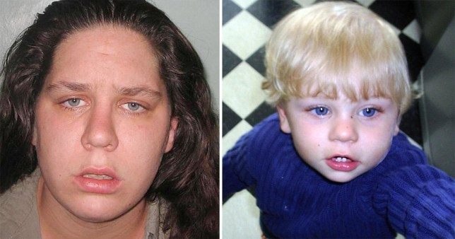 Tracey Connelley was jailed for causing or allowing the death of her son Baby P, who suffered horrific abuse (Picture: PA)