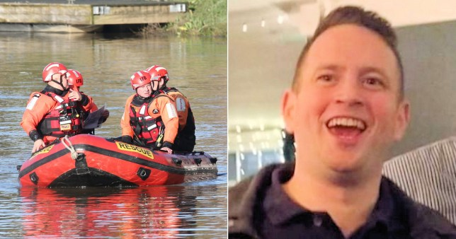 Firefighter Antoney Knott was last seen at the pub with colleagues on December 20