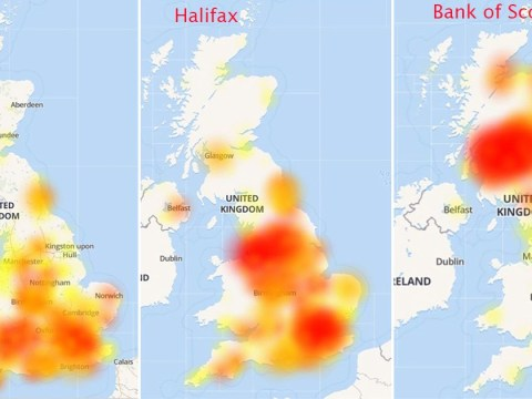 New Year's Day online banking crash hits Lloyds, Halifax and Bank of Scotland customers
