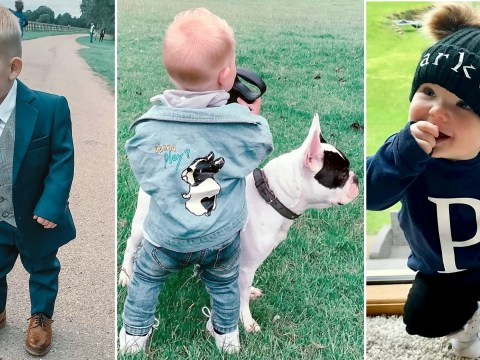 Toddler is one of Instagram's youngest influencers, netting £10k worth of goods