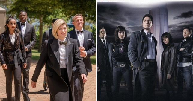Doctor Who and Torchwood