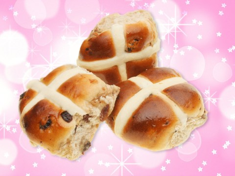 Asda brings back its chocolate chip hot cross buns with 100 days to go before Easter