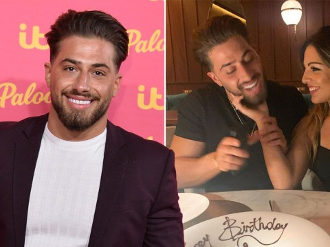Love Island's Kem Cetinay all loved up as he goes Instagram official with new girlfriend