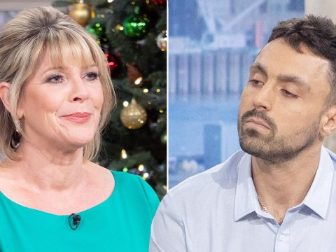 Ruth Langsford forced to step in during explosive Veganuary debate as This Morning viewers slam 'rude' guest