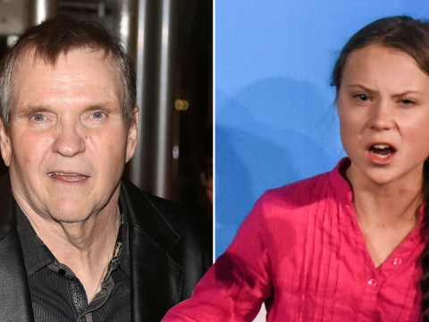 Meat Loaf doesn't believe in climate change, says Greta Thunberg has been 'brainwashed' into thinking it is real