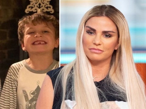 Katie Price has yet to give Jett and Bunny their Christmas presents as she 'hasn't seen them in two weeks'