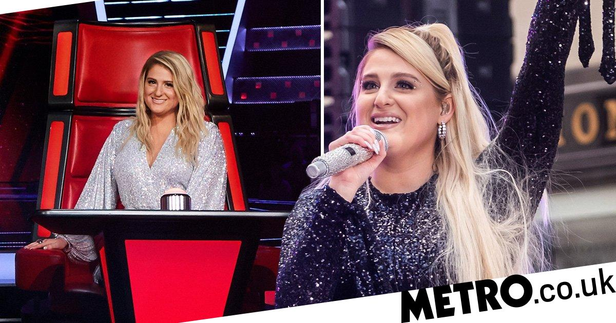 Who is new The Voice judge Meghan Trainor?