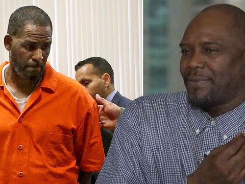 R. Kelly's brother Carey Kelly claims singer 'offered him money' to take rap for child sex tape charges