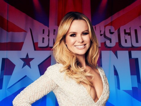 Britain's Got Talent's Amanda Holden 'signs' £3 million deal to ITV as TV bosses 'feared' they could lose her to Amazon