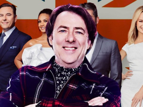 The Masked Singer's Jonathan Ross throws shade at 'fake' Britain's Got Talent judges