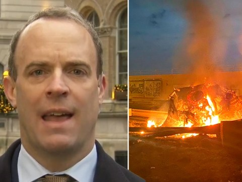 Dominic Raab defends Trump's decision to assassinate Iran general