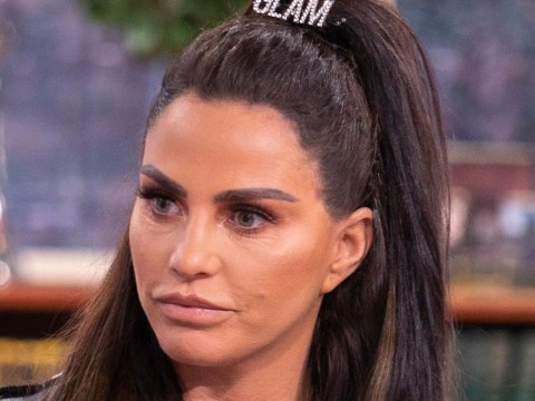 Katie Price is so done with son Harvey getting into her bed and snoring: 'It's so annoying'