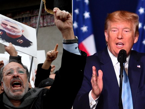 Iran threatens to strike the White House in response to Trump's warning