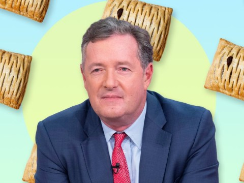 Piers Morgan furiously rants about 'garbage' Greggs vegan steak bake and claims 'there's nothing virtuous about it'