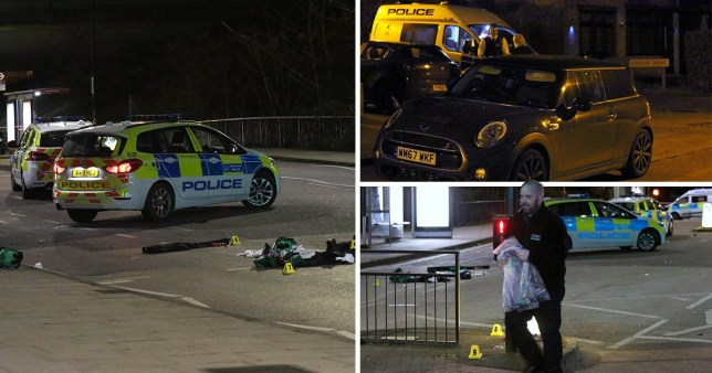 A police officer remains in a serious but stable condition in hospital after a hit-and-run in Woodford Green