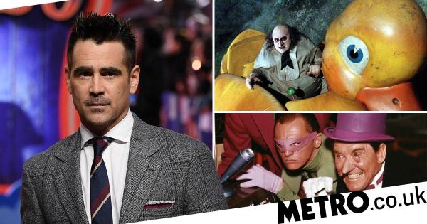 The Batman casts Colin Farrell as Penguin as star joins Robert Pattinson