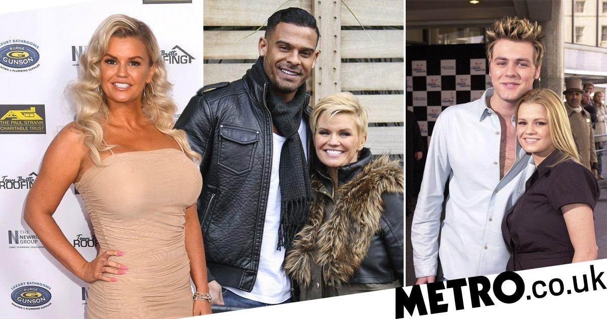 Kerry Katona Can't Resist Dig At Exes As She Praises Ideal