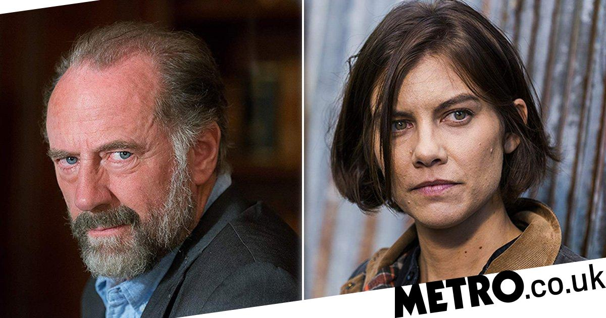 The Walking Dead star blames Lauren Cohan's break for his 'truncated' death