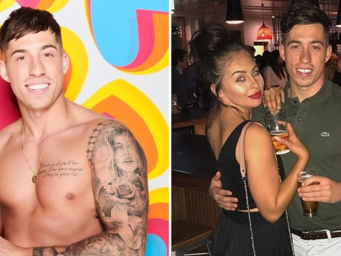 Love Island star Connor Durman's ex claims he lied on his application and they only split 7 weeks ago