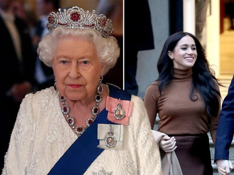 Queen 'hurt' not to be told about Harry and Meghan quitting royal life