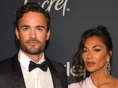 Thom Evans 'pursued Nicole Scherzinger for six years' before he finally won her over on X Factor: Celebrity