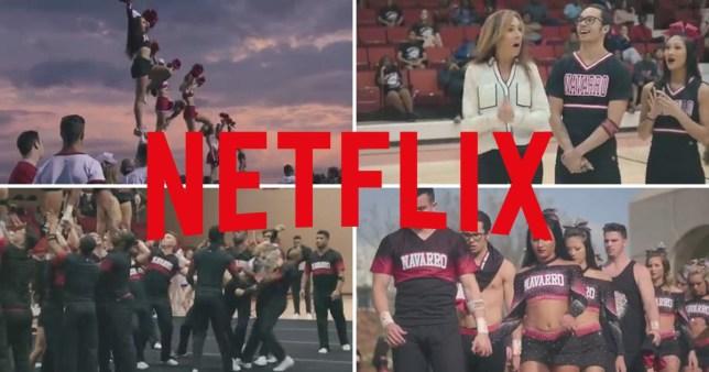 Cheer Netflix