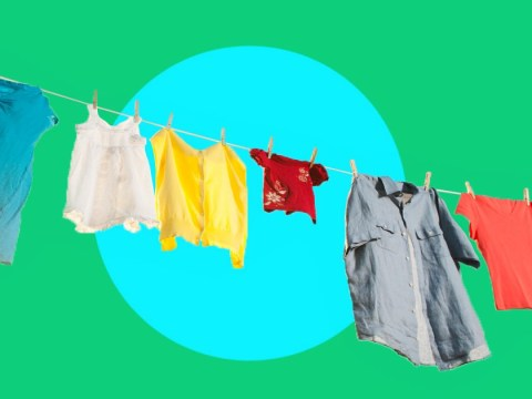 Why do clothes still smell funky after you've washed them?