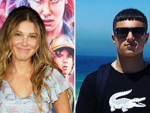 Millie Bobby Brown 'dating' rugby star Jason Robinson's son after holiday photos spark rumours