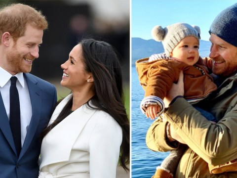 Harry and Meghan 'may have already set up home in Canada'