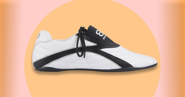 Balenciaga's new Zen trainers are getting slated online for looking like cheap Sports Direct kicks
