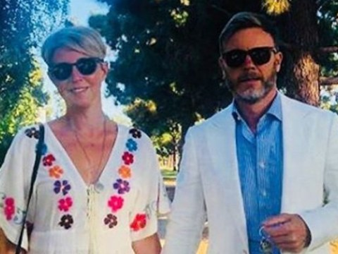 Gary Barlow melts hearts with cute tribute to his wife Dawn for their 20th wedding anniversary