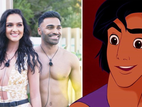 Don't call Love Island's Nas Majeed 'Aladdin' or 'exotic' – it's ignorant, lazy and unacceptable