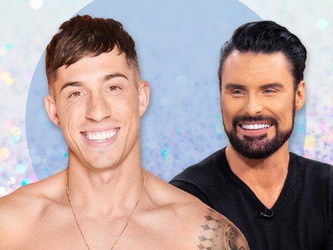 Love Island: Rylan Clark-Neal chuffed newbie Connor Durman's teeth are taking heat off his for a bit