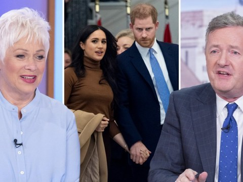 Denise Welch slams ITV co-star Piers Morgan in huge rant: 'Meghan Markle and Prince Harry need to be protected from him'