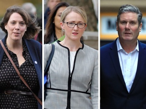 Five candidates make it through to second round of Labour leadership contest